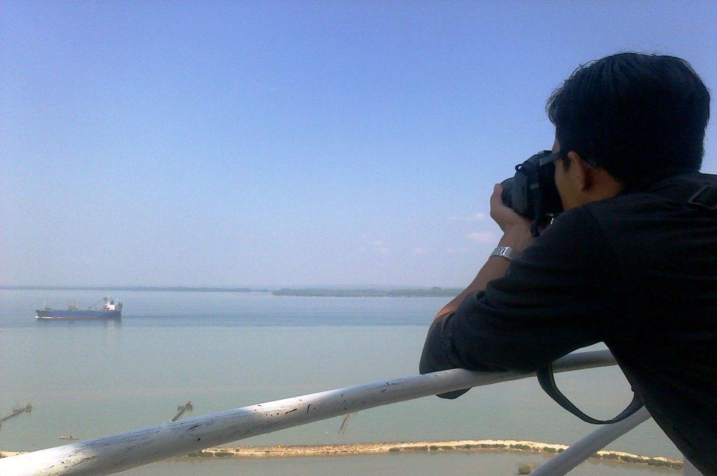 Peristiwa Mercusuar Sembilangan Destinasi Wisata Pemandangan Bisa Nikmati Puncak Bangkalan