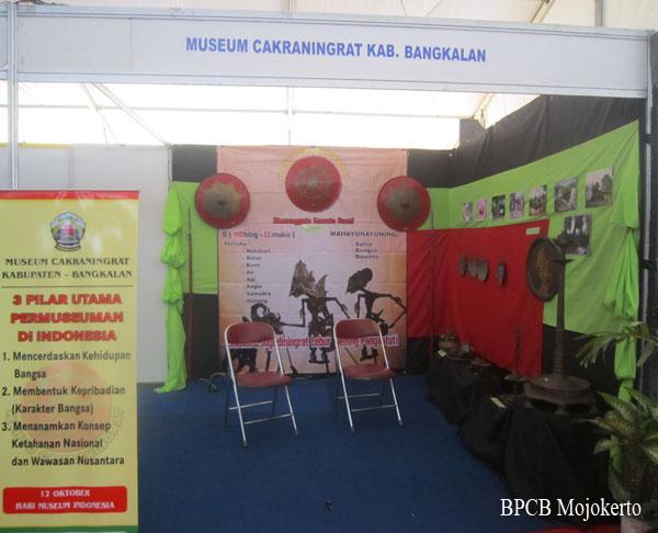 Inilah Stand Museum Expo Jatim 2015 Bpcb Mojokerto Brawijaya Cakraningrat