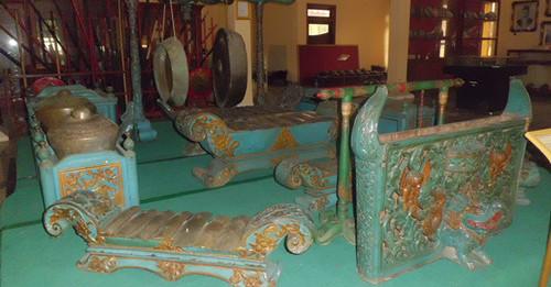 Koleksi Museum Cakraningrat Bangkalan Online Musium Kab