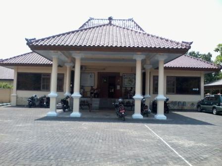 Madura Wisata Pusat Kota Tepatnya Kompleks Rumah Dinas Bupati Bangkalan