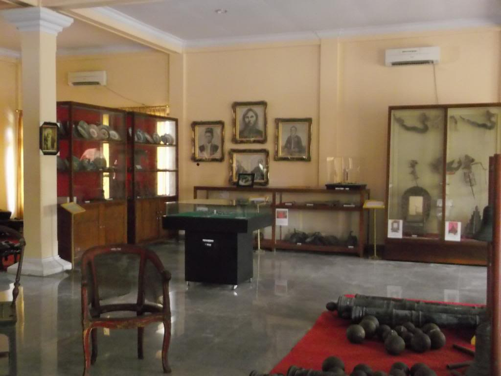 Museum Cakraningrat 2008 Tersbeut Kembali Dipindahkan Jalan Soekarno Hatta 39