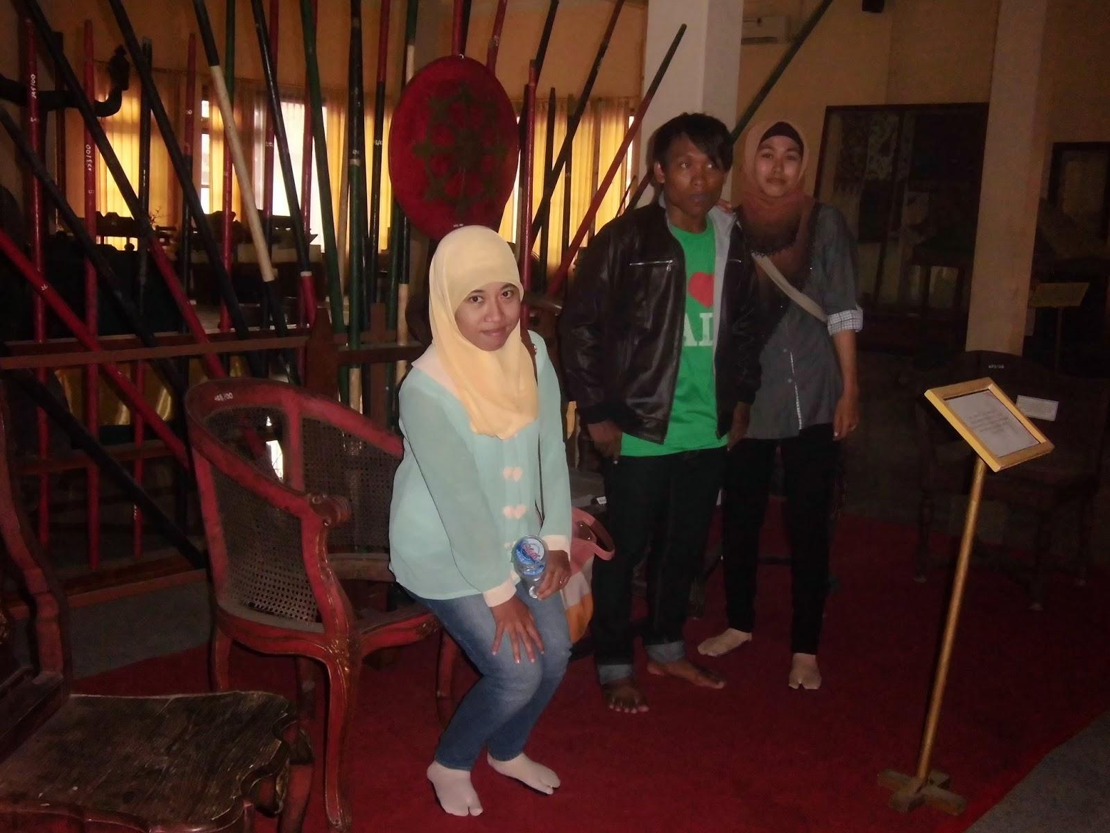 Museum Cakraningrat Bangkalan Musium Kab