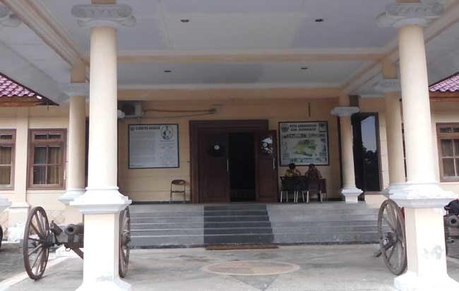 Museum Cakraningrat Musium Kab Bangkalan