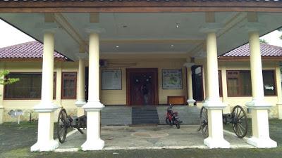 Musium Cakraningrat Bangkalan Tidak Diminati Masyarakat Pojok Kiri Kab