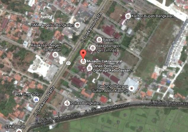 Pesona Keindahan Wisata Museum Cakraningrat Bangkalan Daftar Demikianlah Sedikit Ulasan