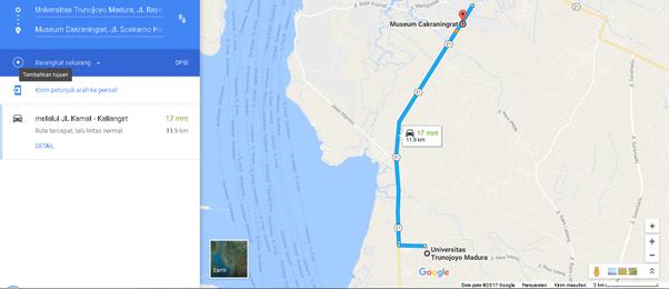 Tempat Wisata Religi Bangkalan Temu Teater Map Cakra Ningrat Png