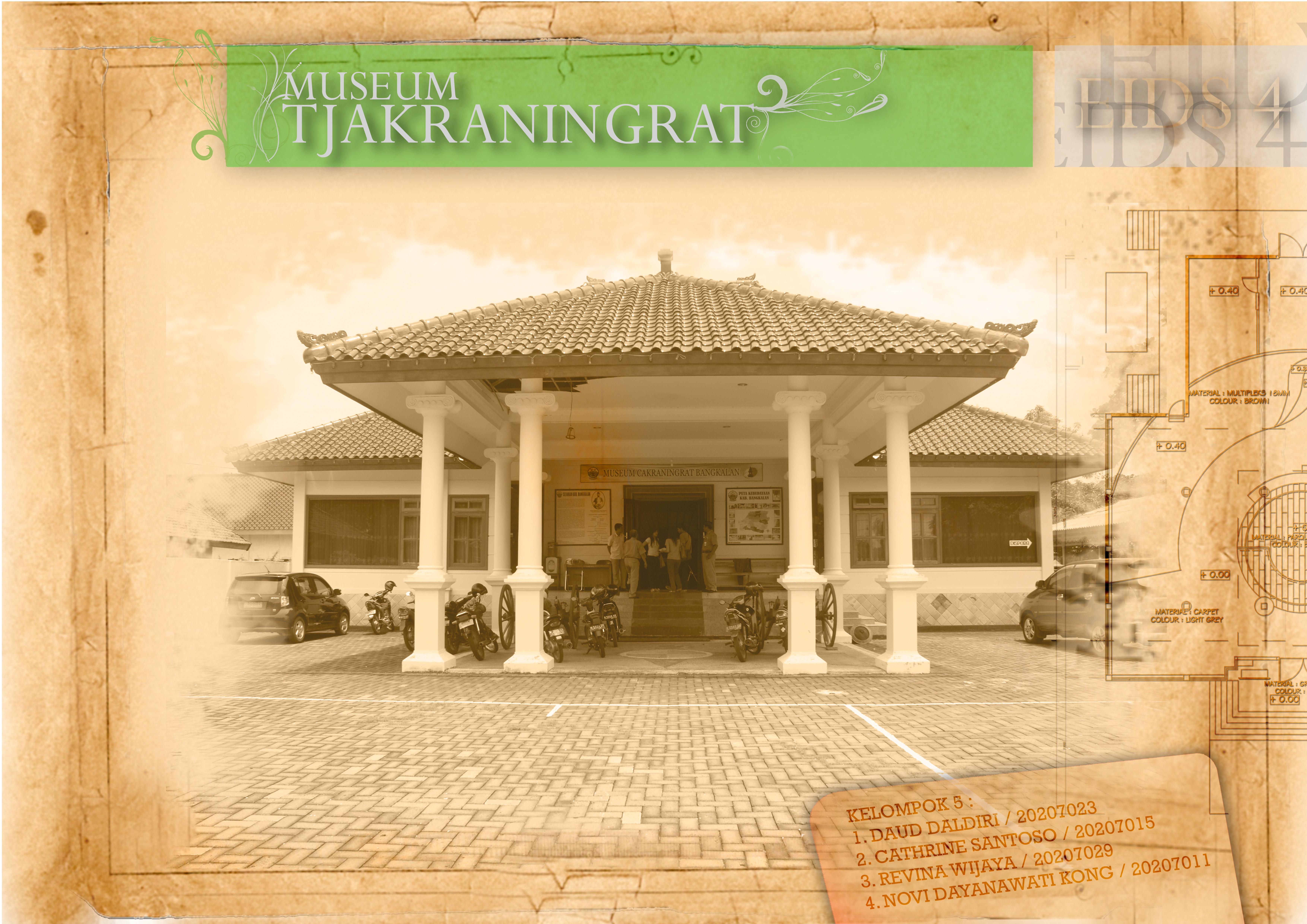 Tentang Museum Dairizign Data Ubur Musium Cakraningrat Kab Bangkalan