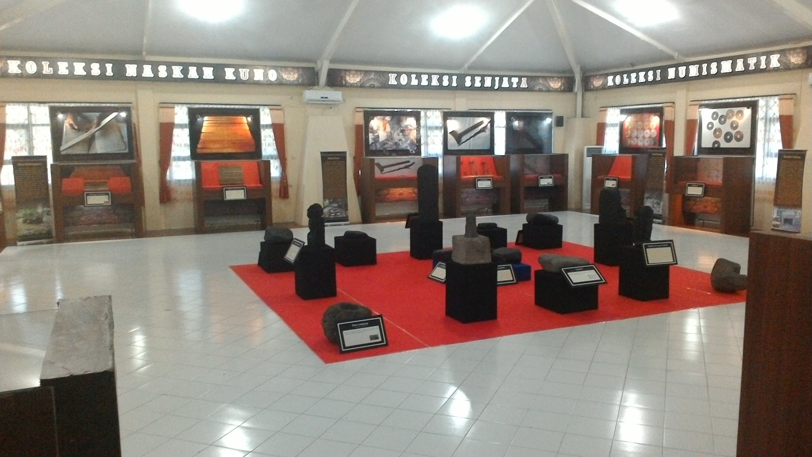 Yuk Mengunjungi Museum Daerah Kabupaten Lumajang Oleh Aries Ruang Pamer