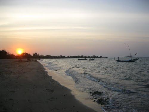 Pantai Siring Kemuning Bangkalan Madura Sejarah Lokasi Alamat Tanjung Bumi