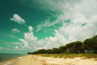 Tengket Beach Maneron 10 Wisata Pantai Madura Trip Adventure Kab
