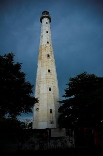 Wisata Suramadu Juli 2011 Mercusuar Terletak Desa Ujung Piring Kecamatan