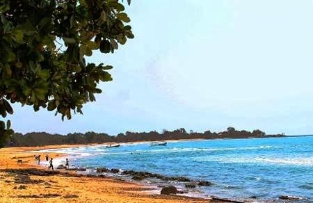 Daftar Tempat Wisata Bangkalan Sampang Madura Pantai Siring Kemuning Rongkang