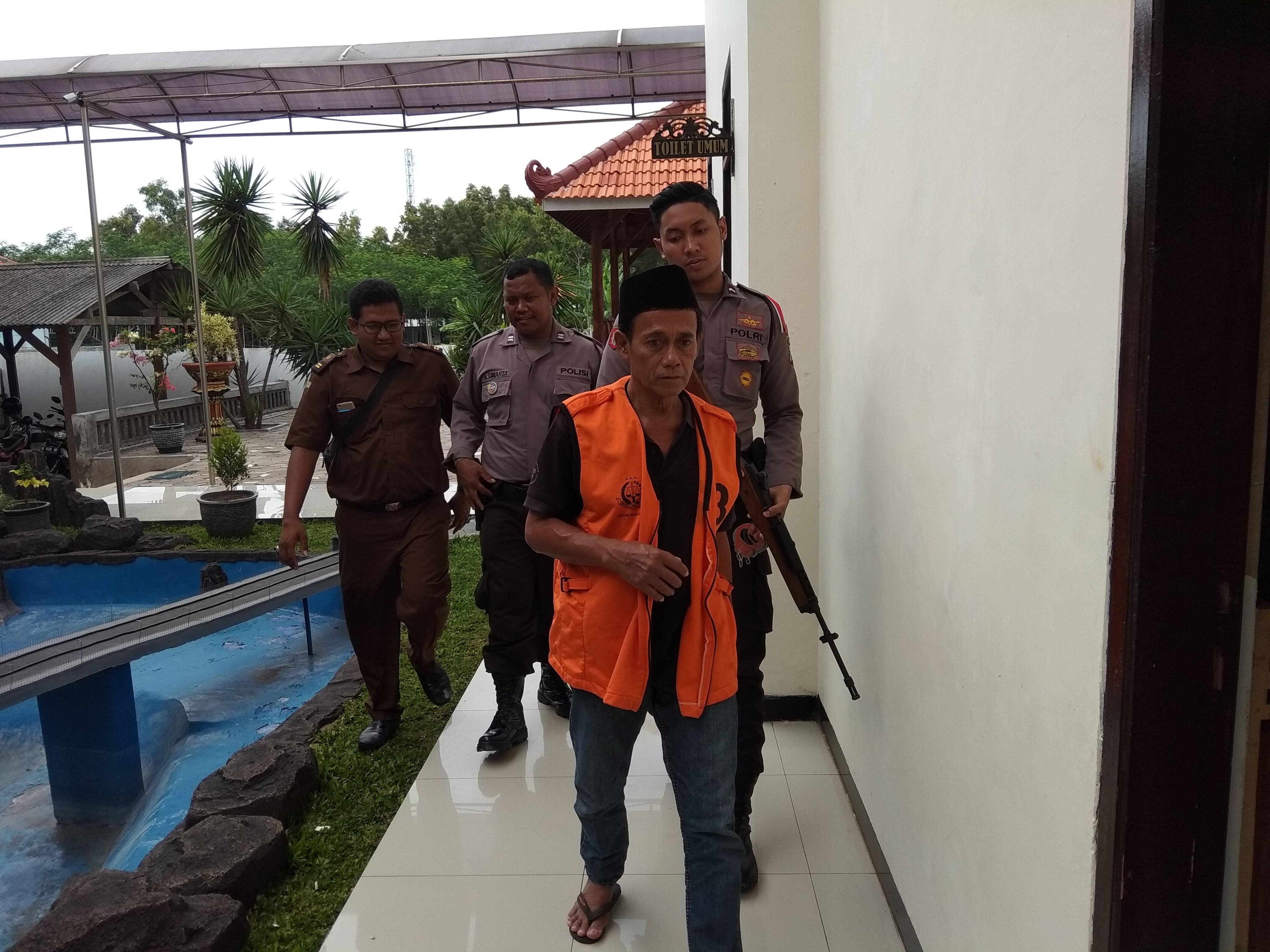 Hakim Diminta Memvonis Hukuman Mati Pelaku Pembunuhan Pantai Bangkalan Rongkang