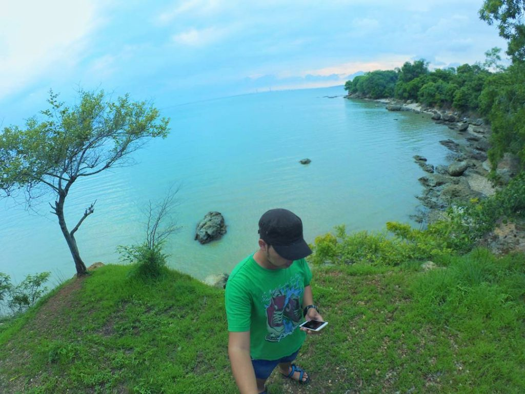 Jelajah Pantai Pulau Madura Traveling Yuk Rongkang Kab Bangkalan