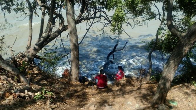Menerawang Keindahan Pantai Rongkang Alam Pesona Kab Bangkalan