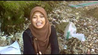 Obyek Wisata Pantai Rongkang Kec Kwanyar Kabupaten Bangkalan Madura Nyapsab