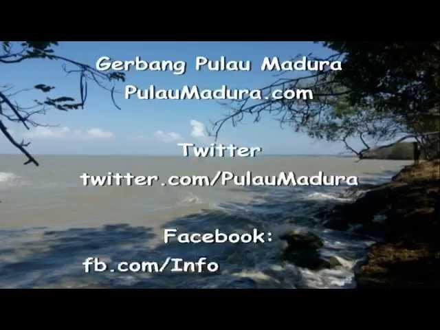 Obyek Wisata Pantai Rongkang Kec Kwanyar Kabupaten Bangkalan Pulau Madura