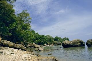 Pantai Rongkang Bangkalan Madura Bisa Dulu Memang Keinginan Mengembangkan Tapi