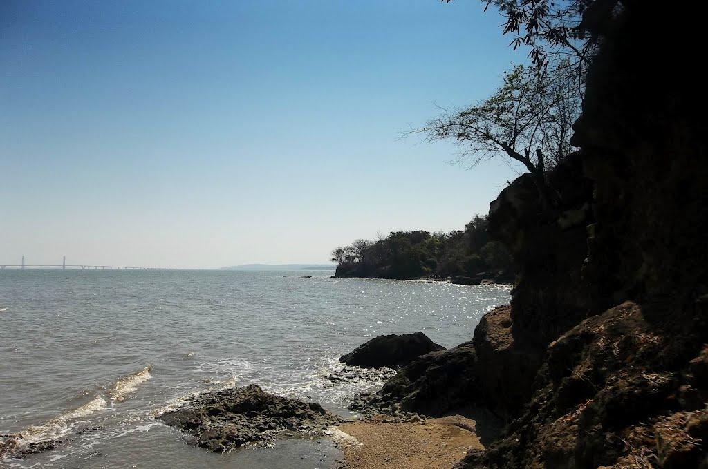 Pantai Rongkang Kab Bangkalan