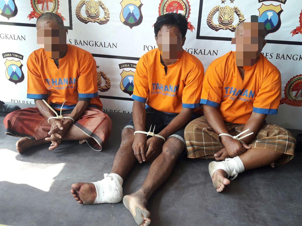 Pembunuhan Bangkalan Tiga Pelaku Dipantai Rongkang Cymera 20170803 102718 Pantai