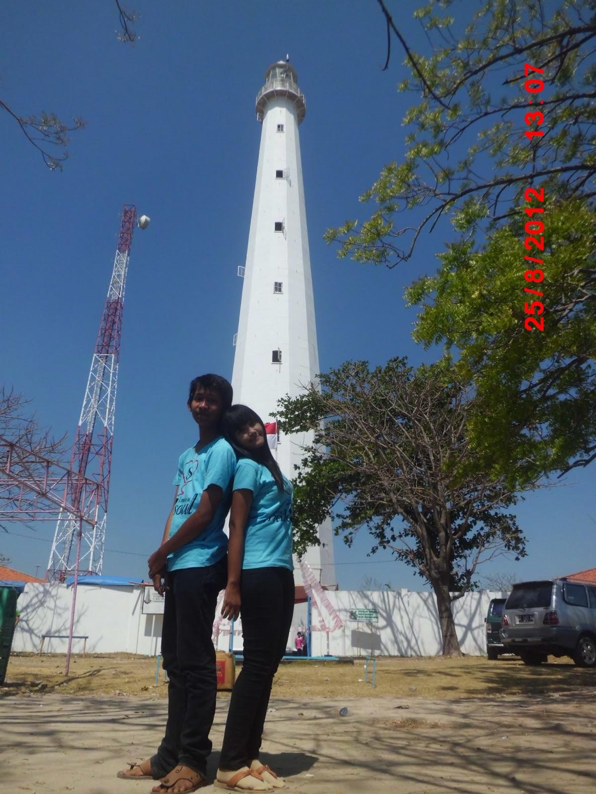Pulau Madura Arini Hanesya Pantai Rongkang Bangkalan 25 Agustus 2012