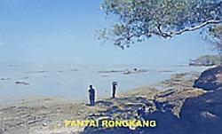 Rongkang Beach Tourism Experiencing Interesting Pantai Kab Bangkalan