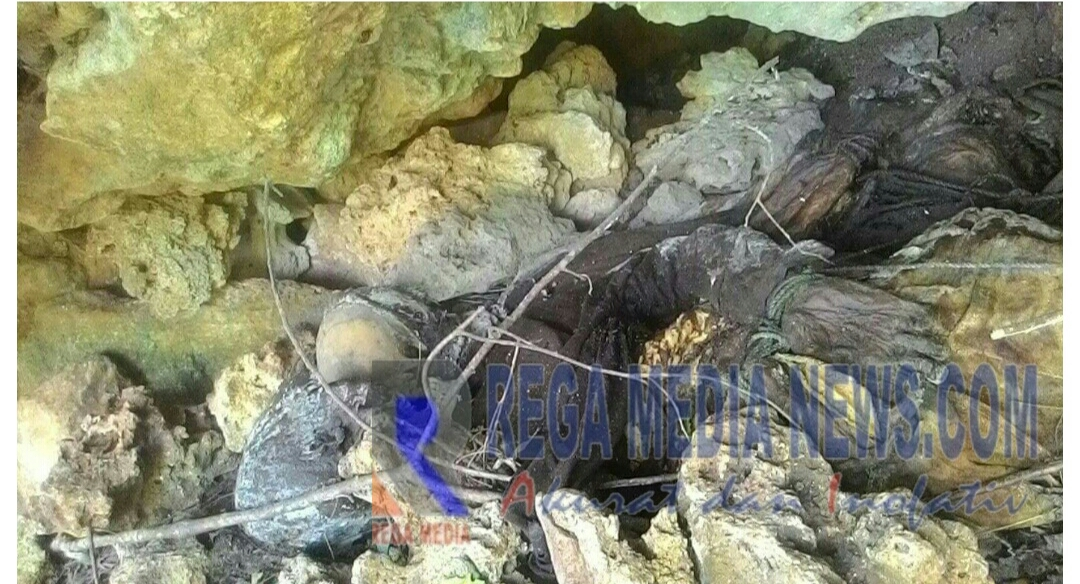 Sepasang Mayat Terikat Ditemukan Membusuk Pantai Rongkang Bangkalan Berita Online