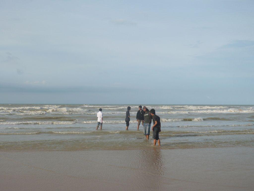 Wisata Suramadu Juli 2011 Pantai Rongkang Kecamatan Kwanyar Barat Kab