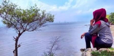 Yuk Nikmati Indahnya Pantai Rongkang Bangkalan Madura Kab