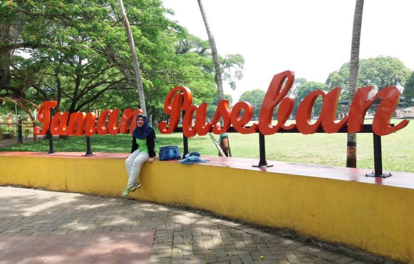 15 Tempat Wisata Bangkalan Terbaru Hits Dikunjungi Taman Paseban Kab