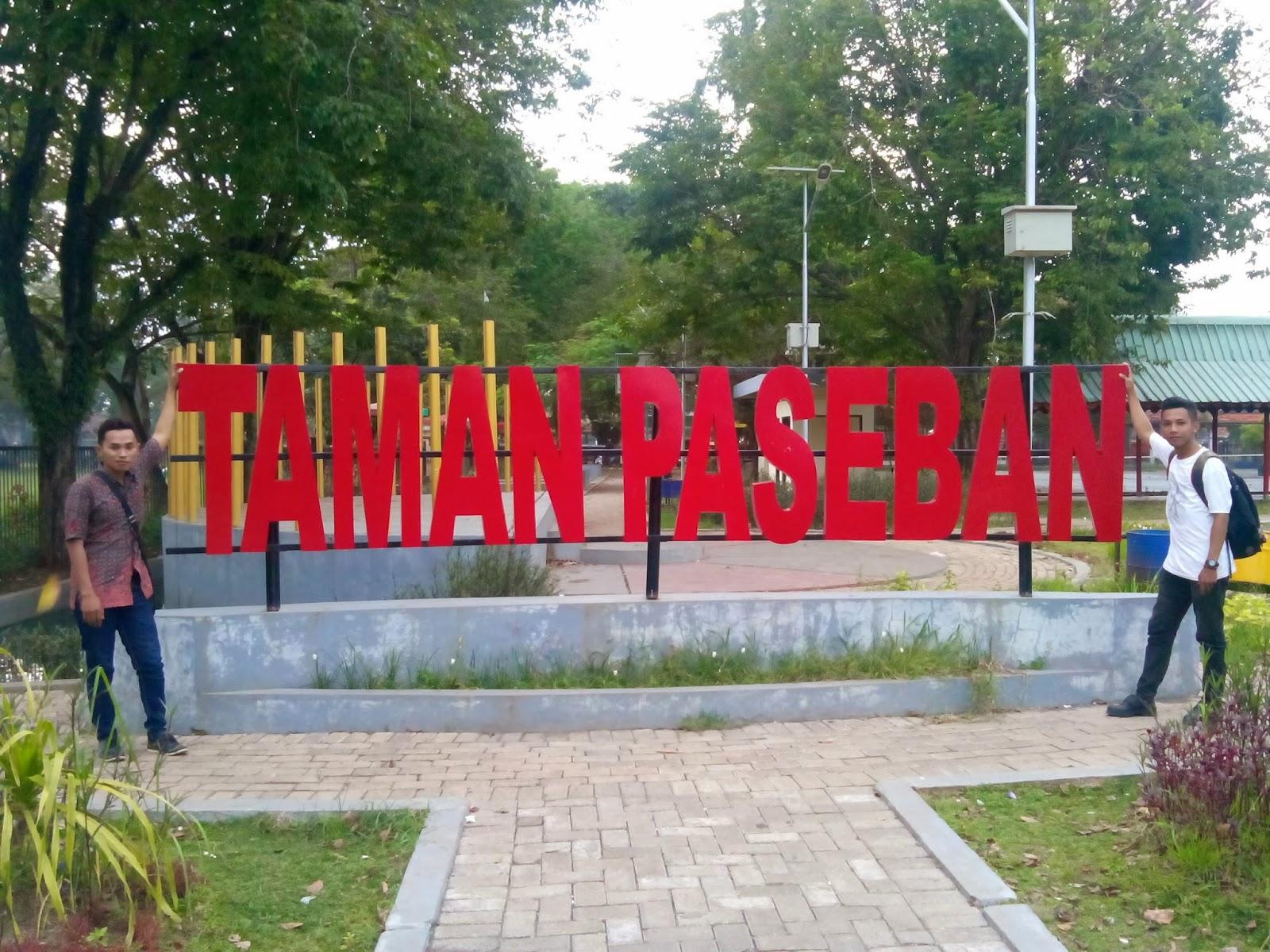 English Tourism Taman Paseban Bangkalan Madura City Park 2013 Inaugurated