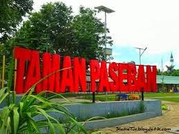 Mendambakan Taman Paseban Bangkalan Cantik Madura Aktual Kab