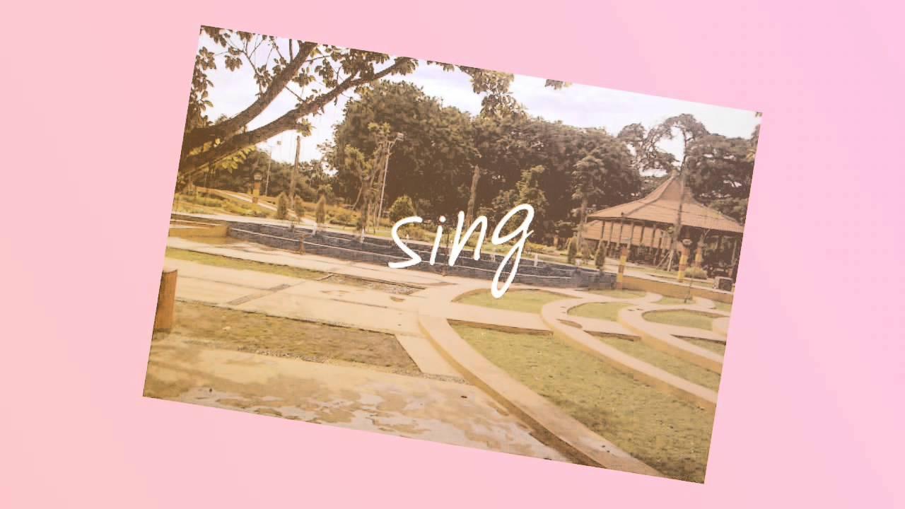 Taman Paseban Bangkalan Madura Youtube Kab