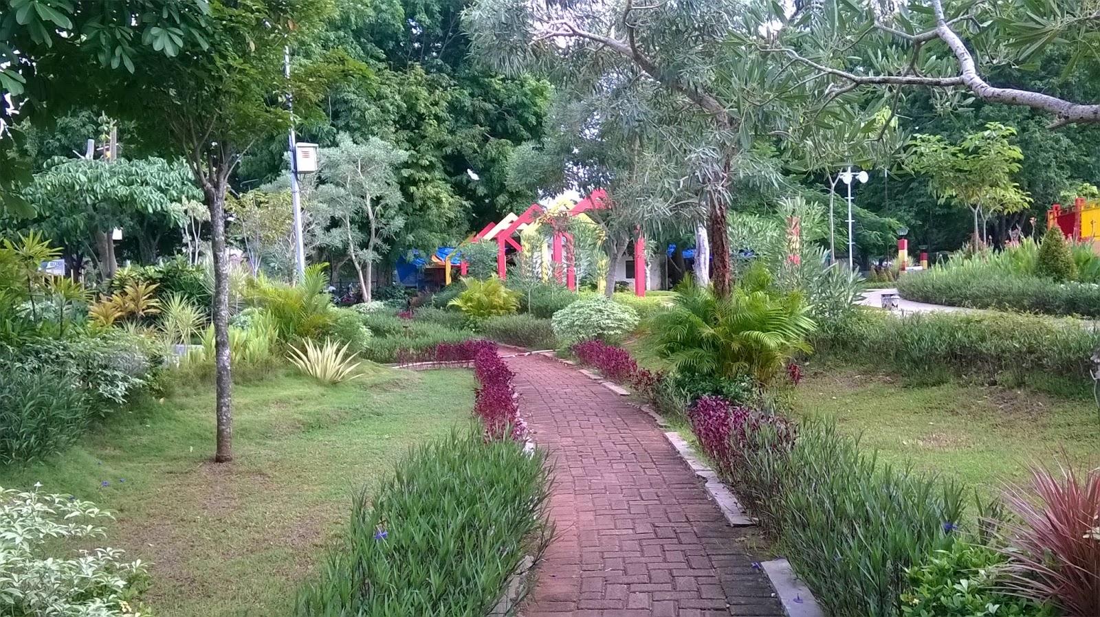 Taman Paseban Bangkalan Sofyan Net Foto Lingkungan Sekitar Kab