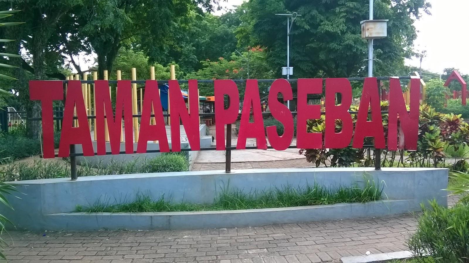 Taman Paseban Bangkalan Sofyan Net Kab