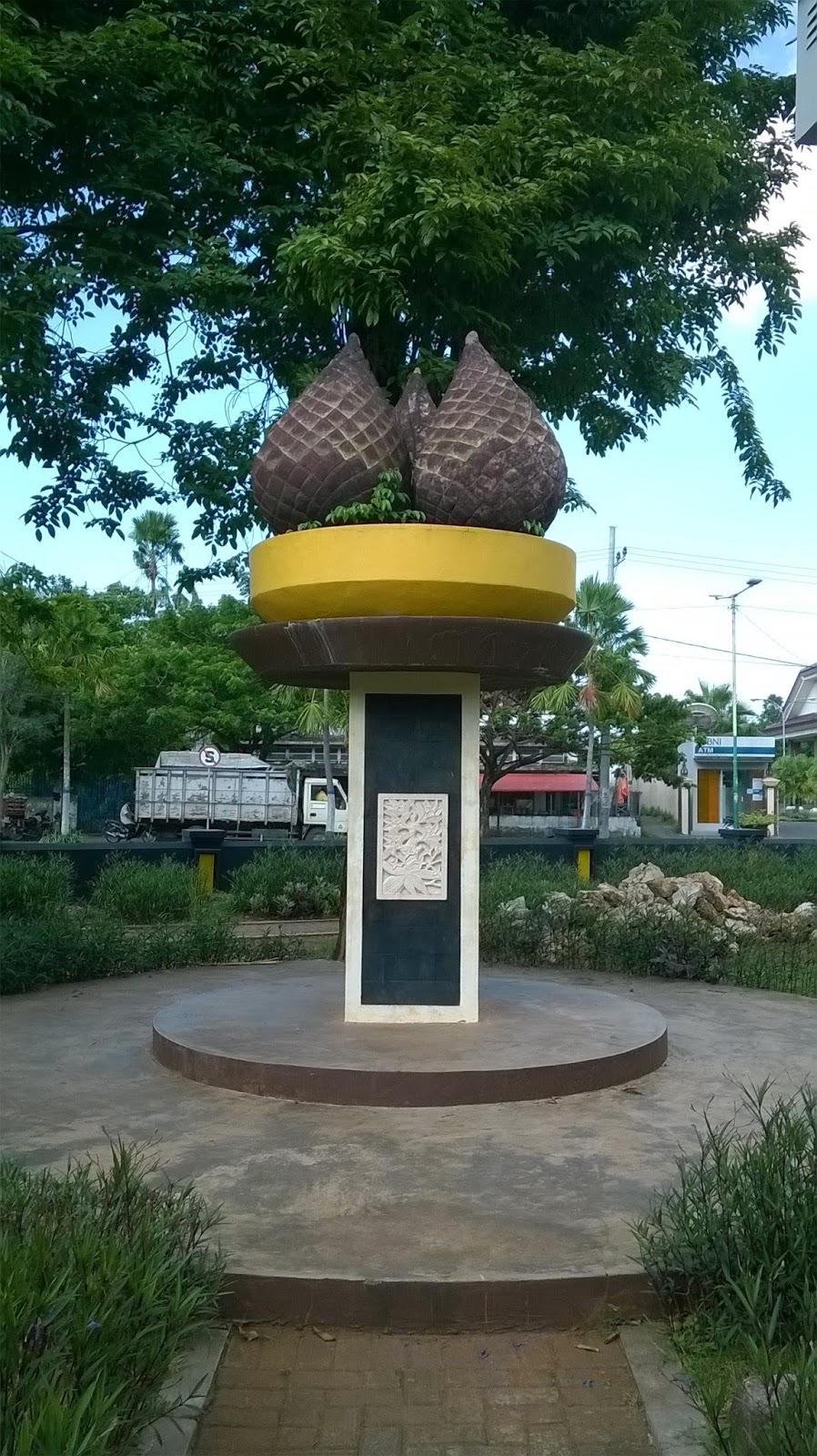 Taman Paseban Bangkalan Sofyan Net Pengunjung Luar Pulau Madura Kota