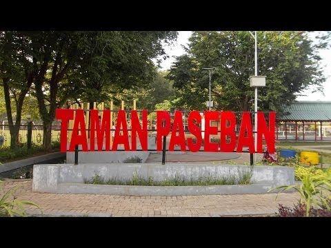 Wisata Madura Taman Paseban Bangkalan Alam Budaya Kab