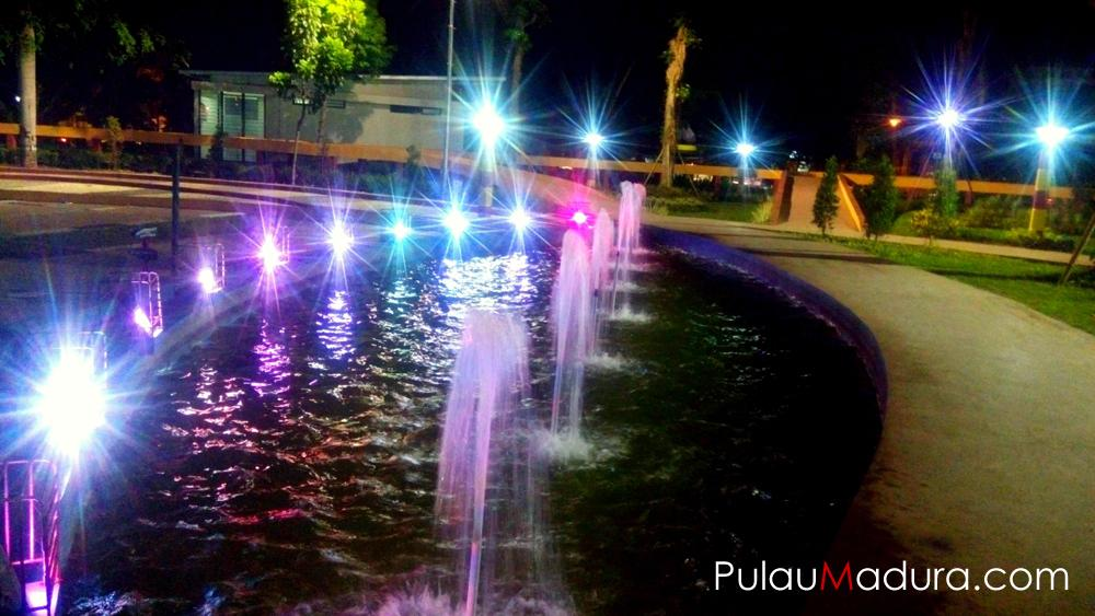 Wisata Taman Paseban Kota Bangkalan Gerbang Pulau Madura Kab