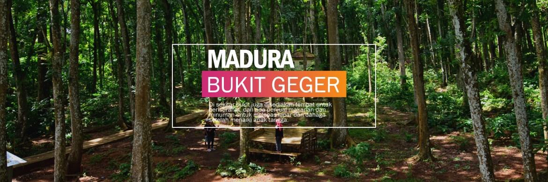 Bukit Geger Madura Baliajeg Trans Wisata Kab Bangkalan