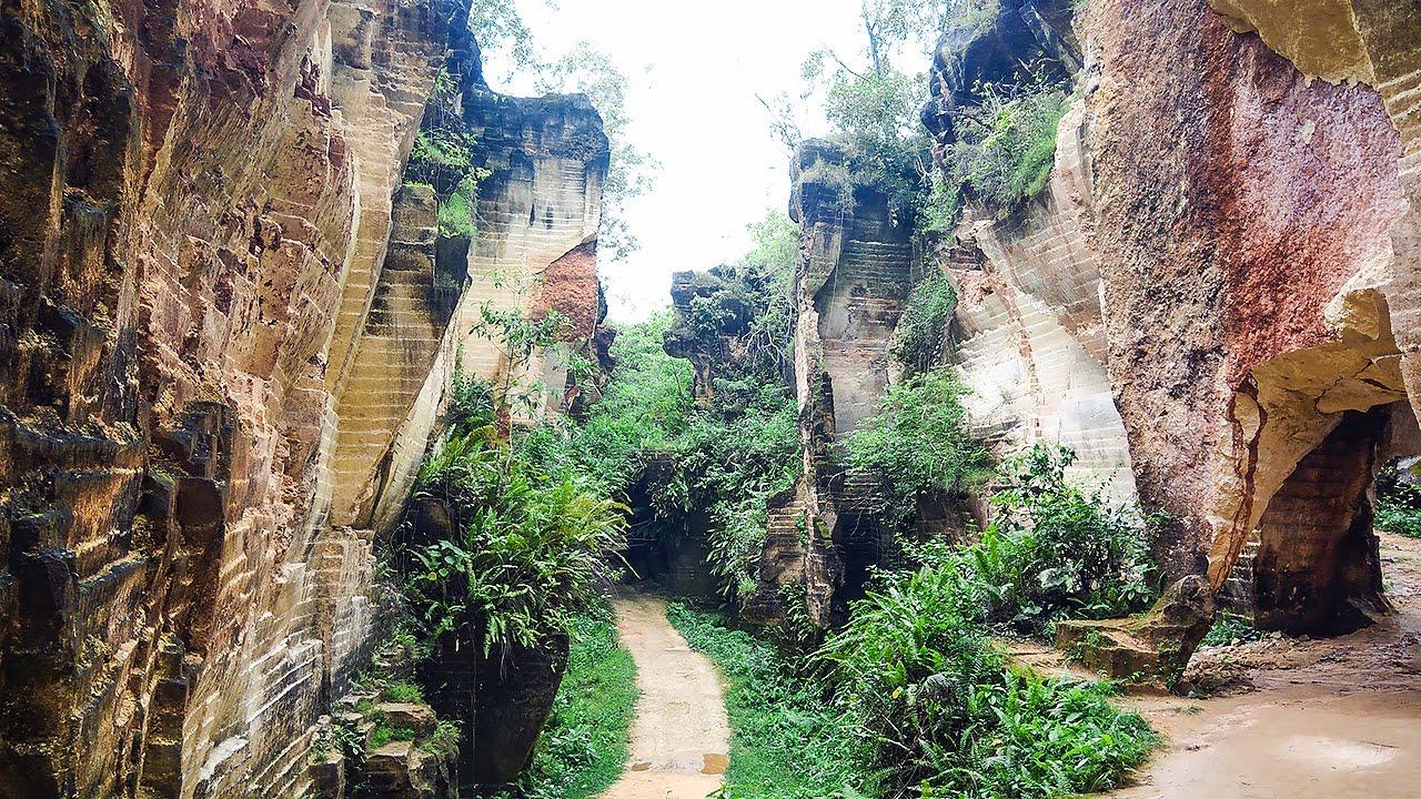 Bukit Kapur Arosbaya Jelajah Unik Wisata Madura Bangkalan Jawa Timur
