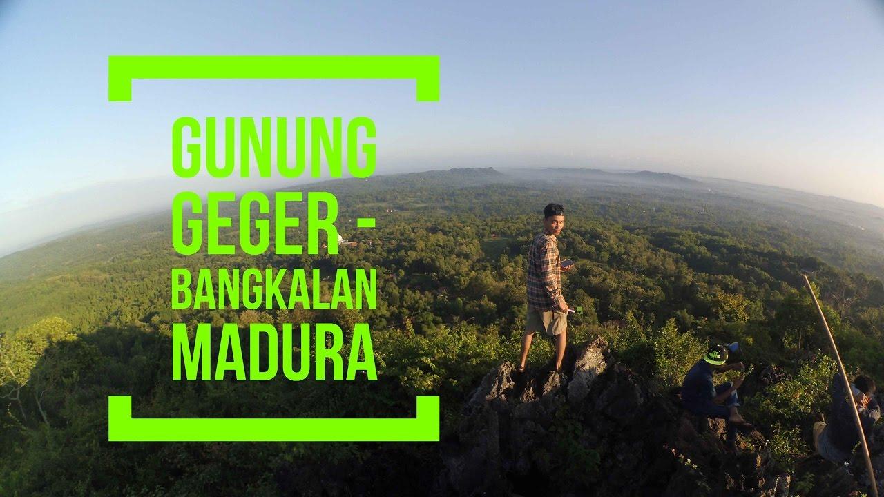 Camping Ceria Gunung Geger Bangkalan Madura Travelvlog 54 Wisata Bukit
