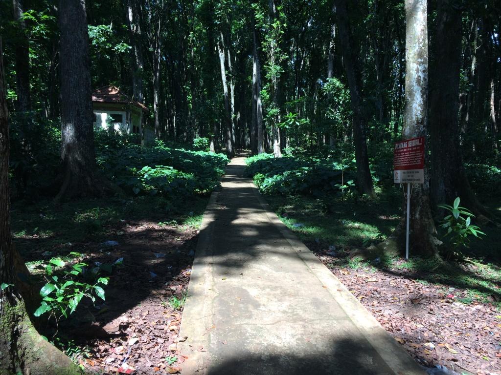 Detail Lokasi Wana Wisata Gunung Geger Bukit Kab Bangkalan