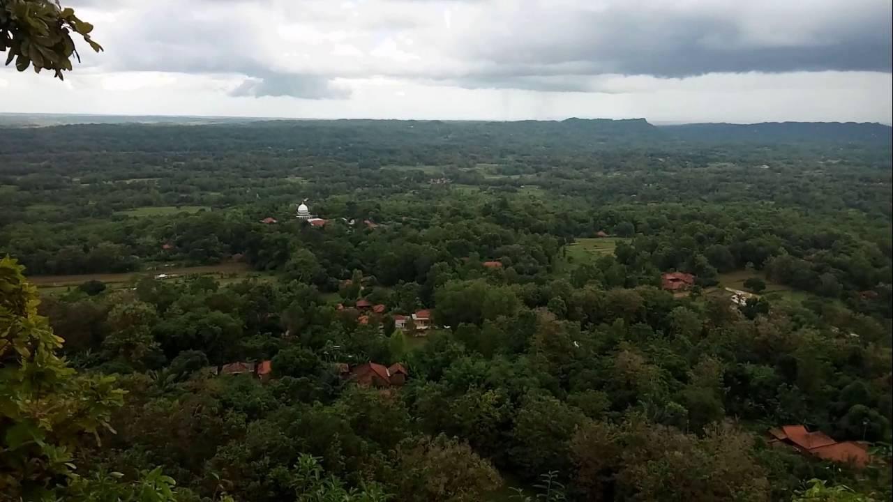 Obyek Wisata Bukit Geger Manusia Pertama Madura Pulaumadura Kab Bangkalan