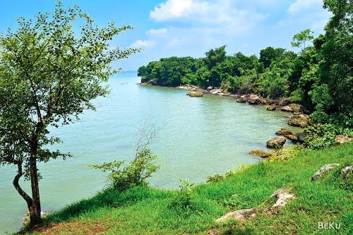 Pesona Keindahan Madura Anisfitrahabadi Blog Pantai Rongkang Terletak Desa Kwanyar