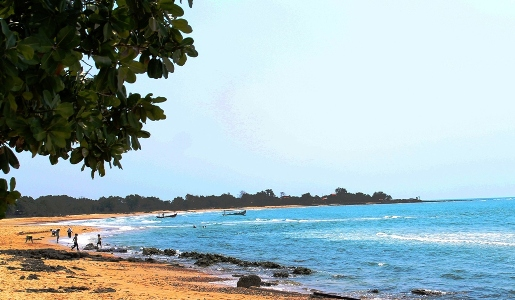 Wisata Alam Kabupaten Bangkalan Panduan Surabaya Pesona Pantai Siring Kemuning