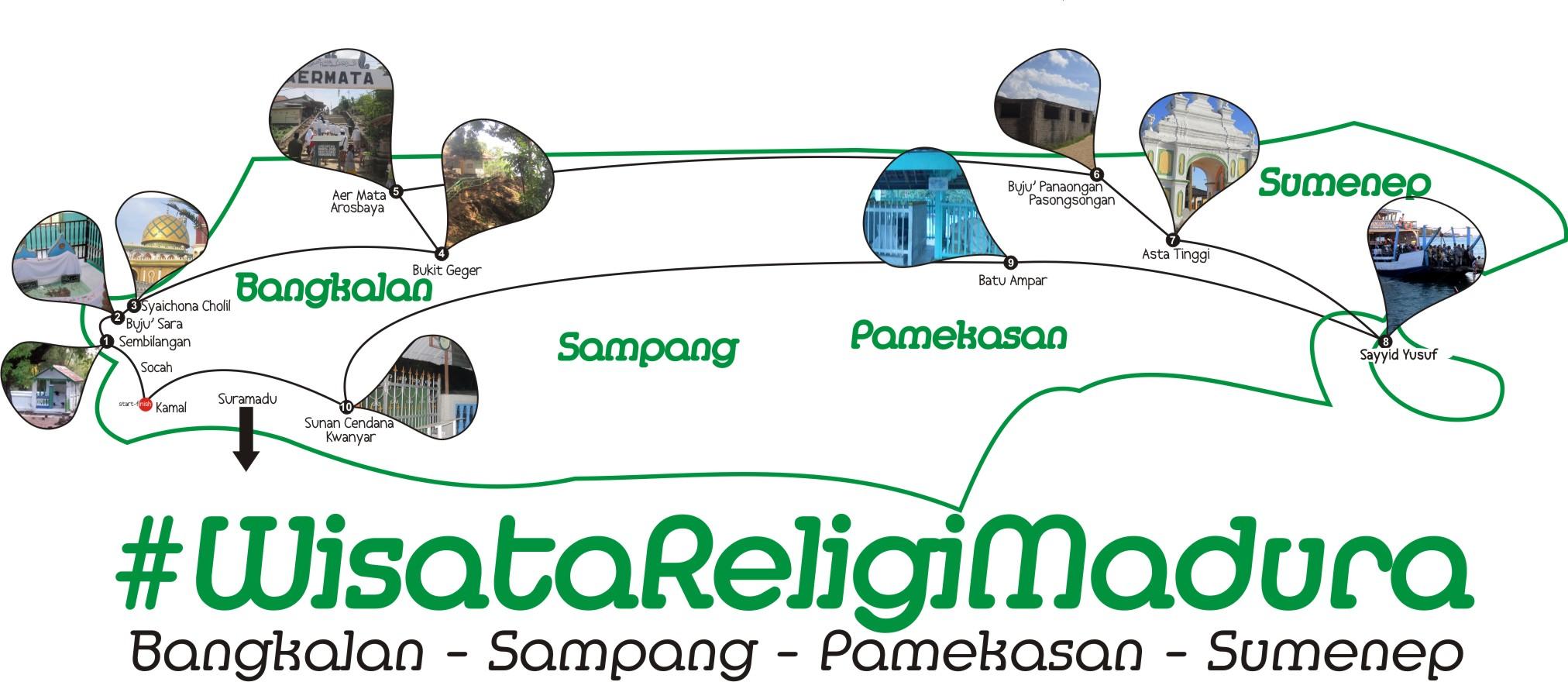 Wisatareligimadura 3 Hutan Atas Bukit Blogger Plat Madura Geger Islam