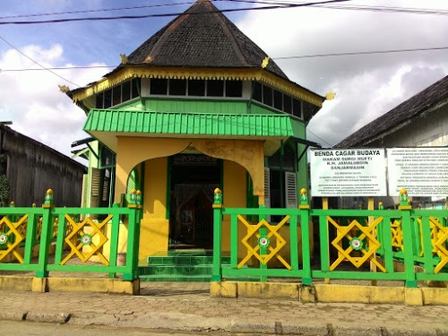 10 Tempat Wisata Religi Banjarmasin Jamaluddin Kelenteng Soetji Nurani Kab