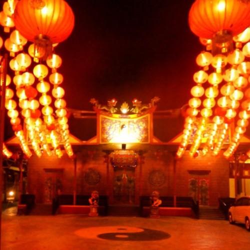 10 Tempat Wisata Religi Banjarmasin Klenteng Soetji Nurani Kelenteng Kab