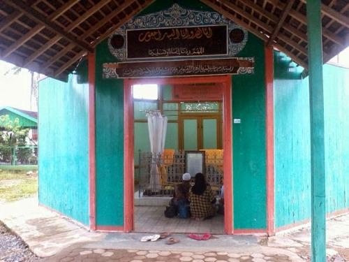 10 Tempat Wisata Religi Banjarmasin Makam Al Allamah Datu Muhammad