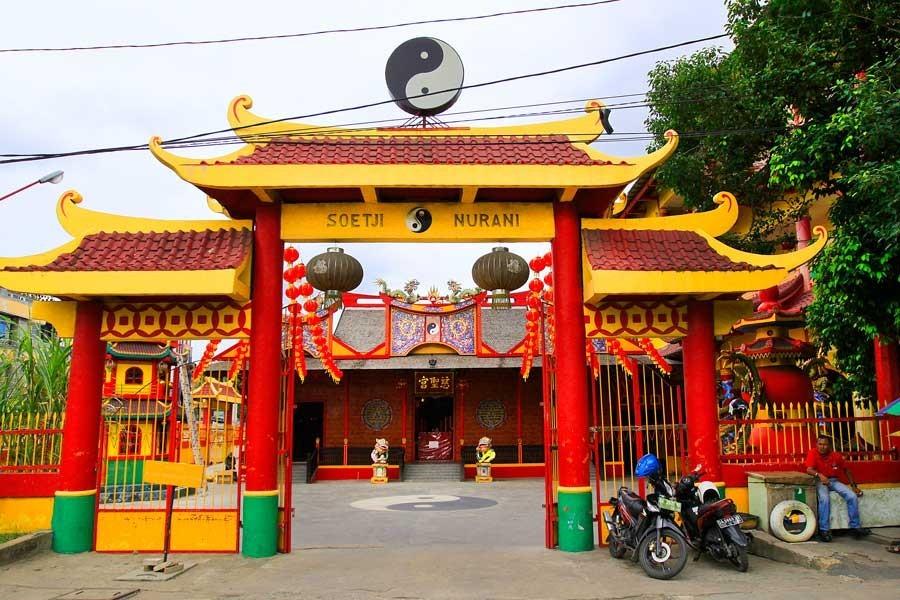 15 Tempat Wisata Banjarmasin Terbaru Ngehits Sekilasinfo Klenteng Soetji Nurani